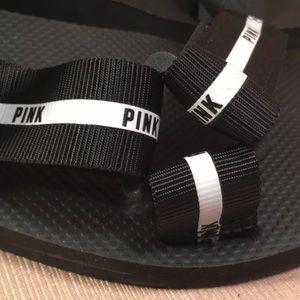 PINK Victoria's Secret Shoes - Pink NWOT Victoria's Secret festival sandals